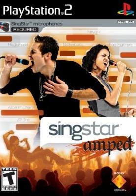 Descargar Singstar Amped [MULTI5] por Torrent